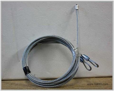 Cable pour porte de garage sectionnelle id es inspir es - Cable pour porte de garage sectionnelle ...