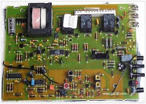 D pannage carte porte de garage bordeaux for Depannage porte de garage electrique