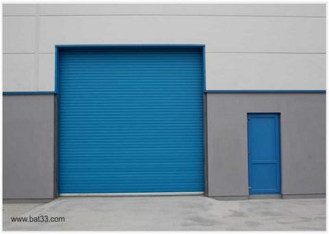 Portes industrielle bordeaux - Porte de garage bordeaux ...