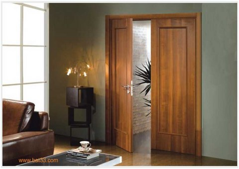 Porte int rieur bordeaux for Porte double vantaux interieur