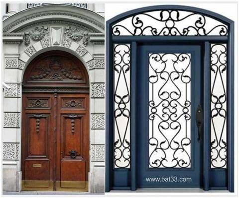 Porte coch re bordeaux - Porte de garage bordeaux ...