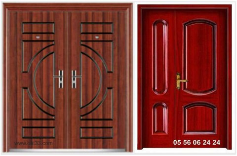 Porte d 39 entr e bordeaux for Porte d entree appartement