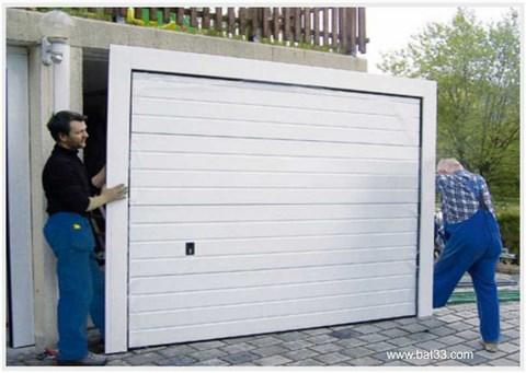fabriquer une porte de garage trendy formal porte latrale. Black Bedroom Furniture Sets. Home Design Ideas