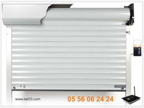 Rideaux m talliques bordeaux bat 33 d pannage for Rideau electrique garage