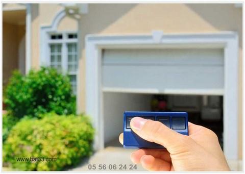 Porte de garage t l commande bordeaux - Telecommande porte de garage novoferm ...